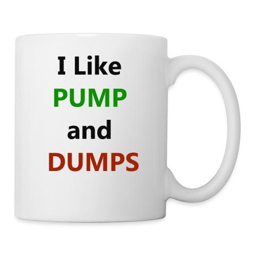 pump n dump - Coffee/Tea Mug