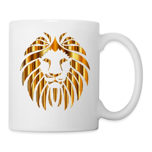 Golden Lion - Coffee/Tea Mug