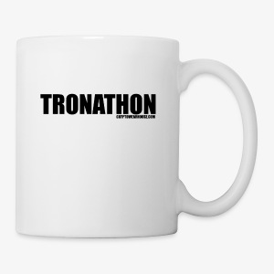 Tronathon CW - Coffee/Tea Mug