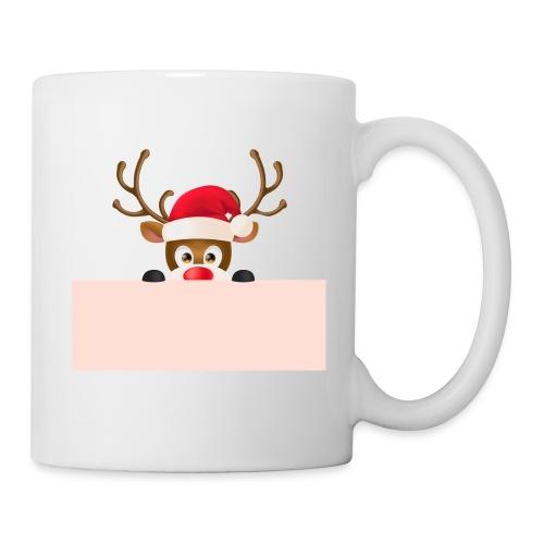 Christmas deer - Coffee/Tea Mug