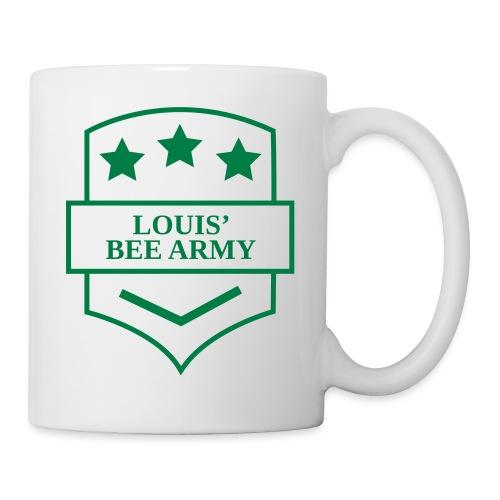 Louis' Bee Army - Coffee/Tea Mug