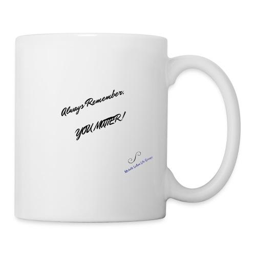 You Matter Wear & Accessories - Coffee/Tea Mug