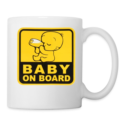 baby inside - Coffee/Tea Mug