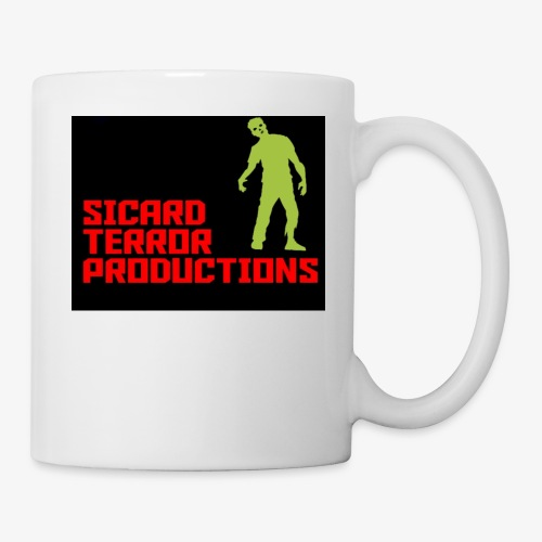 Sicard Terror Productions Merchandise - Coffee/Tea Mug