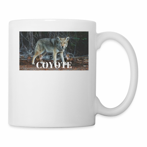 COYOTE - Coffee/Tea Mug