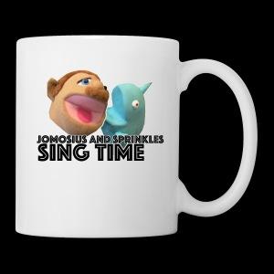 Jomosuis and Sprinkles Sing Time - Coffee/Tea Mug