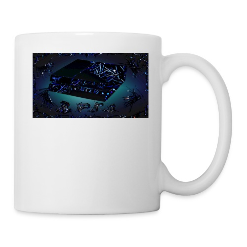 ps4 back grownd - Coffee/Tea Mug
