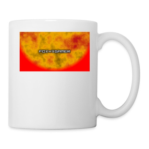 FoxyXGamers merch - Coffee/Tea Mug