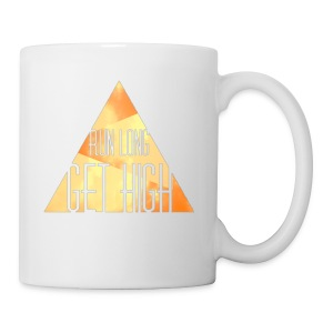 RUN LONG GET HIGH - Coffee/Tea Mug