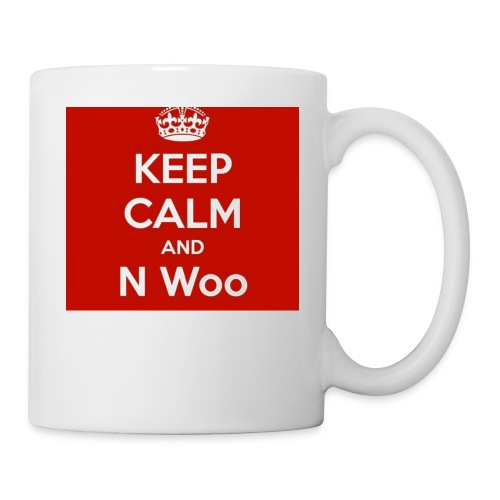 N woo - Coffee/Tea Mug