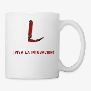 Viva la intubación - Coffee/Tea Mug