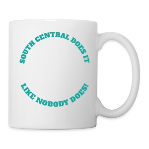 South Central 5 states - Coffee/Tea Mug