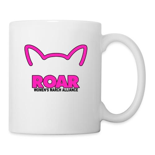 Roar Womens March Alliance - Coffee/Tea Mug