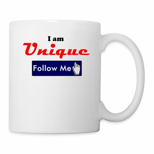 I am Unique - Follow Me Series. - Coffee/Tea Mug