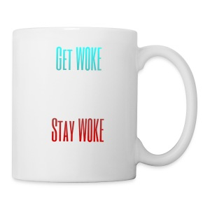 Stay W0KE - Coffee/Tea Mug
