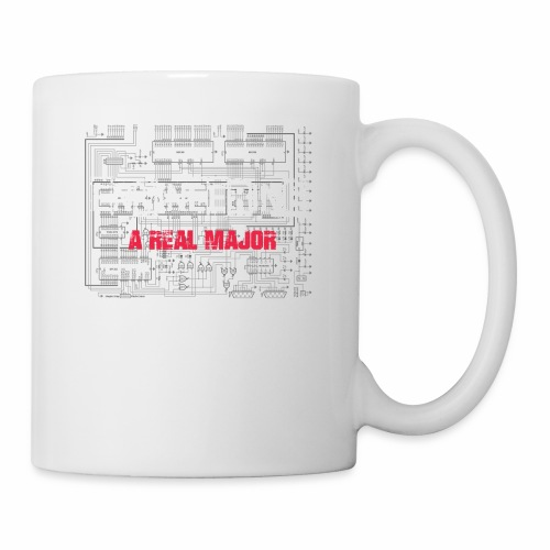 Electrical Engineering T Shirt - Coffee/Tea Mug