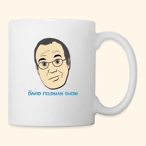 David Feldman Show Official Logo - Coffee/Tea Mug