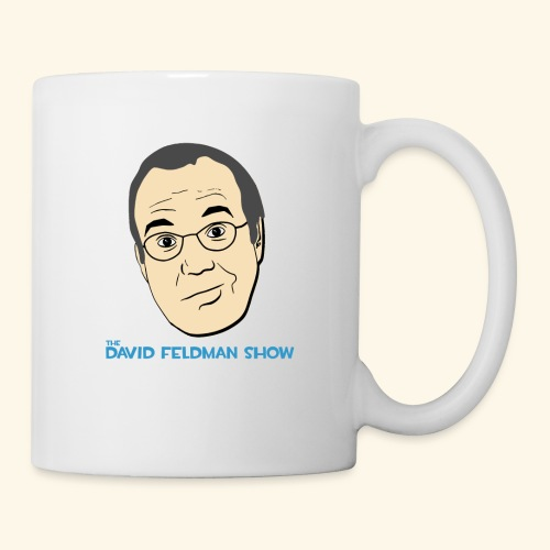 David Feldman Show Official Logo - Coffee/Tea Mug