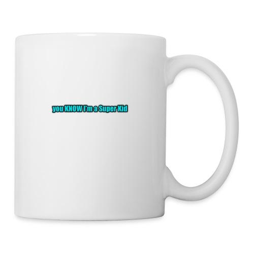 Super Kid - Coffee/Tea Mug