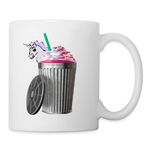 trash brigade unicorn - Coffee/Tea Mug