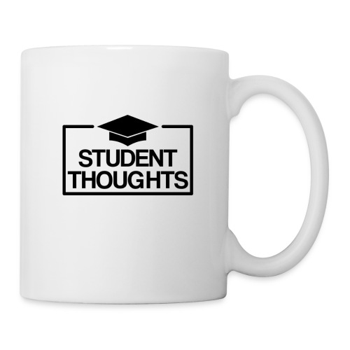 Student Thoughts Merchandise - Coffee/Tea Mug