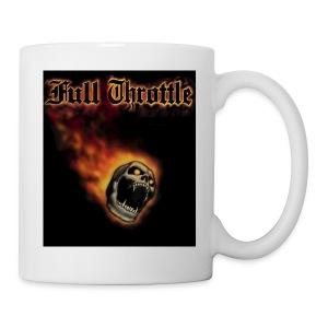 full throttle - Coffee/Tea Mug