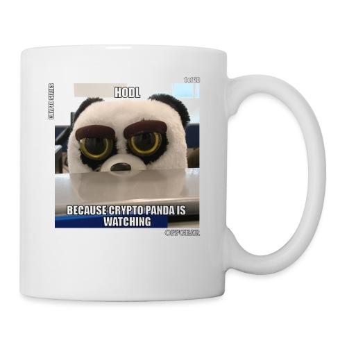 Crypto Panda Is Watching (Crypto Series) - Coffee/Tea Mug