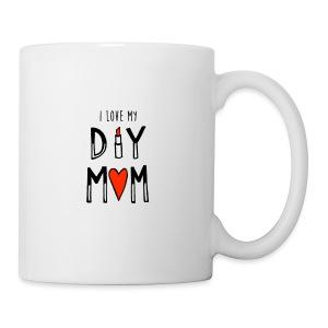 i love my diy mom - Coffee/Tea Mug