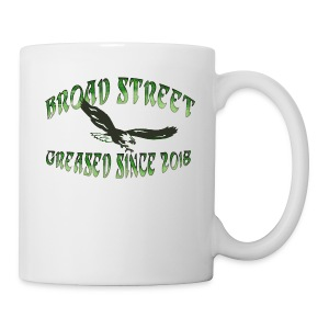 Broad Street Greased - Coffee/Tea Mug