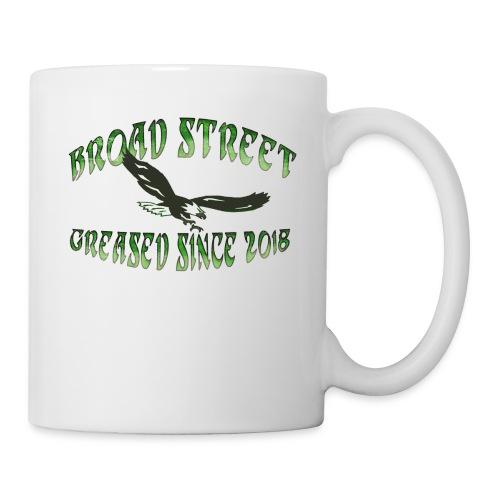 Broad Street Greased - Coffee/Tea Mug