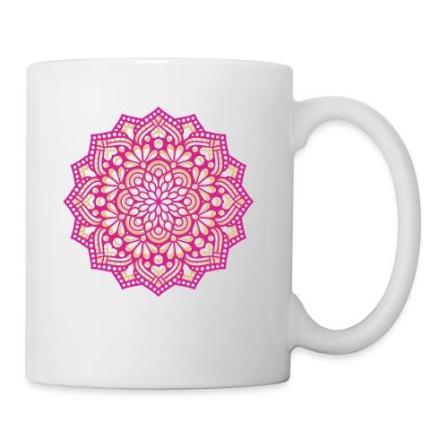 mandala Design - Coffee/Tea Mug