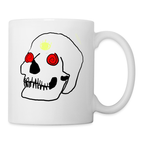 Skelly Eye - Coffee/Tea Mug