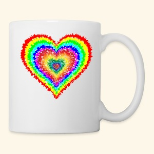 Tie Dye - Coffee/Tea Mug