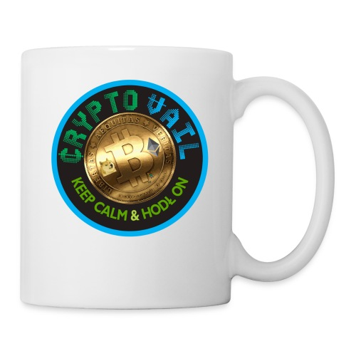 Crypto Vail T Shirt 1 - Coffee/Tea Mug