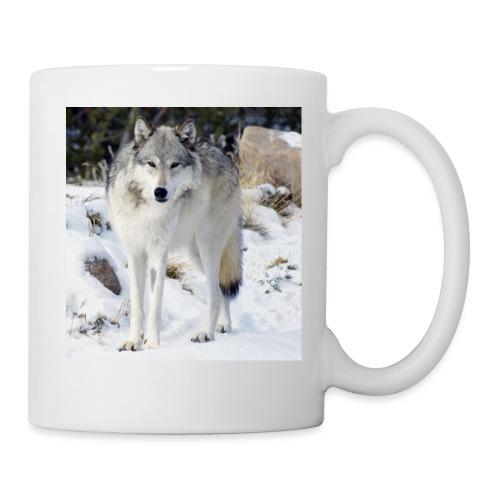 Canis lupus occidentalis - Coffee/Tea Mug
