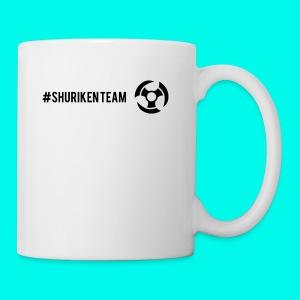 Shuriken Team - Coffee/Tea Mug