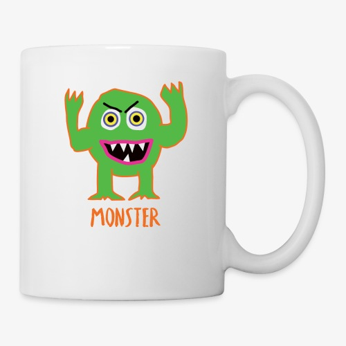 Monster - Coffee/Tea Mug
