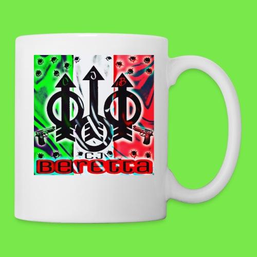CJ Beretta - Coffee/Tea Mug