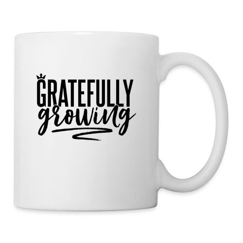 Gratefully Growing - You ROCK! - Coffee/Tea Mug