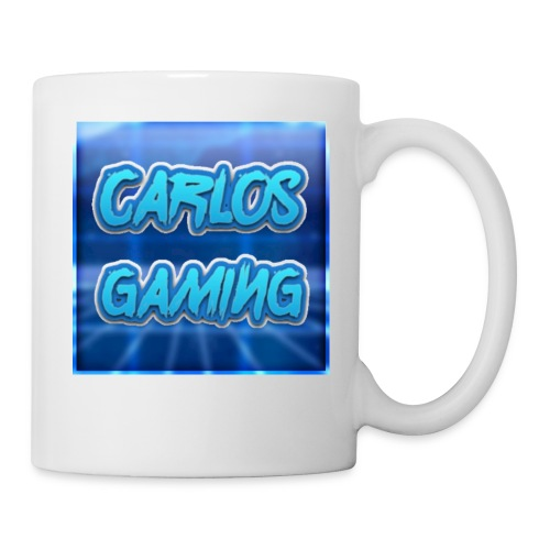 Carlos Gaming merchandise - Coffee/Tea Mug