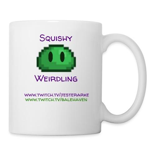 Green Squishy Weirdling no splash - Coffee/Tea Mug