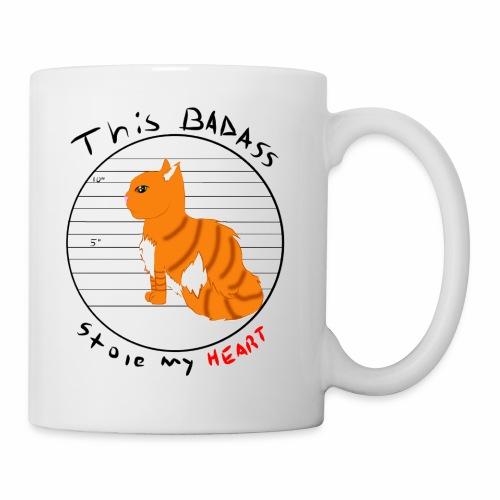Badass kitty - Coffee/Tea Mug