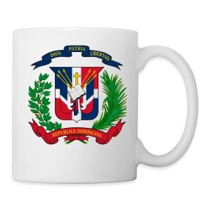 Dominican shield - Coffee/Tea Mug