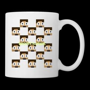 loolitsalex checker logo - Coffee/Tea Mug