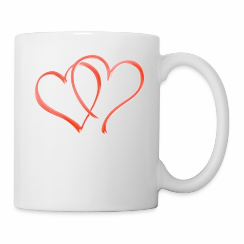 Double the Love - Coffee/Tea Mug