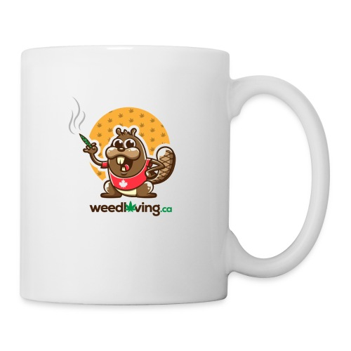 WeedLoving.ca Classic Swag - Coffee/Tea Mug