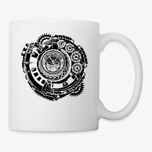 Time Machine - Coffee/Tea Mug
