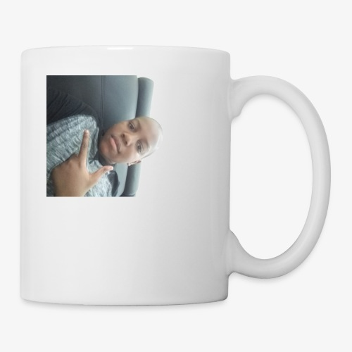 A shirt with my face on it - Coffee/Tea Mug