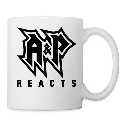 AP reacts Logo - Coffee/Tea Mug