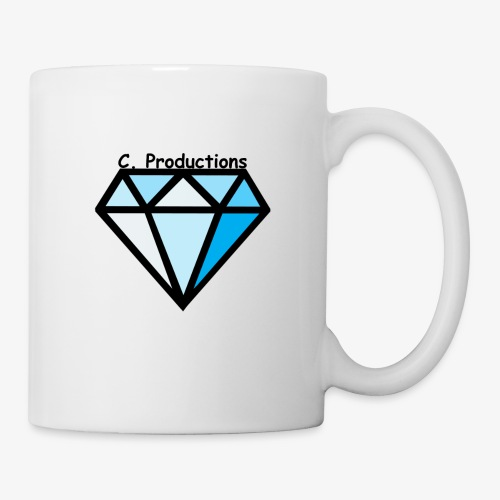 C. Productions Diamond Logo - Coffee/Tea Mug